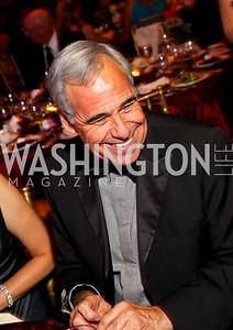 Photo by Tony Powell. Texas Congressman Charles Gonzalez. Noche de Gala 2010. Mayflower Hotel. September 14, 2010