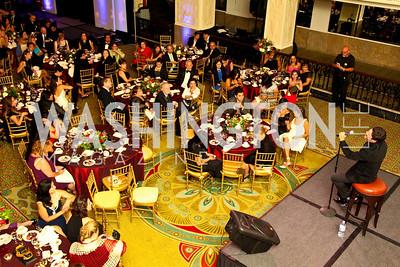 Photo by Tony Powell. Frankie Negron. Noche de Gala 2010. Mayflower Hotel. September 14, 2010