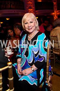 Photo by Tony Powell. Cristina Saralegui. Noche de Gala 2010. Mayflower Hotel. September 14, 2010