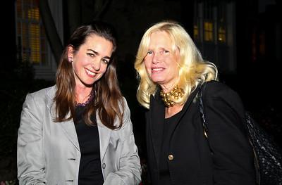 "Gwen Holliday, Susan Blumenthal. Photo by Tony Powell. ""Baby Love"" Book Party. Grenham/Zevnik residence. September 28, 2010"