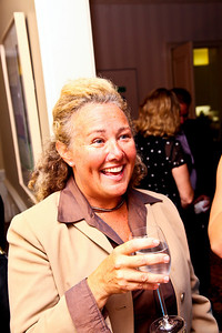 "Tamara Buchwald. Photo by Tony Powell. ""Baby Love"" Book Party. Grenham/Zevnik residence. September 28, 2010"