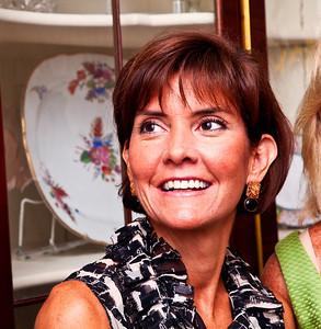 """Capricia Marshall. Photo by Tony Powell. """"Baby Love"""" Book Party. Grenham/Zevnik residence. September 28, 2010"""