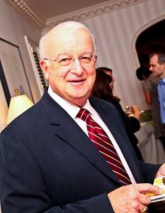 "Gordon Peterson. Photo by Tony Powell. ""Baby Love"" Book Party. Grenham/Zevnik residence. September 28, 2010"
