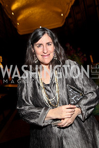 Photo by Tony Powell. Abby Grunewald. PEN/Faulkner Gala. Folger Shakespeare Library. September 20, 2010