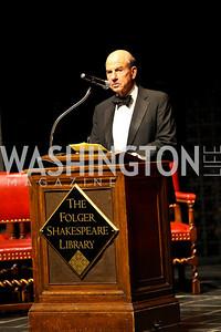 Photo by Tony Powell. Journalist, humorist, and poet Calvin Trillin. PEN/Faulkner Gala. Folger Shakespeare Library. September 20, 2010