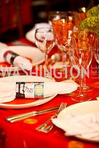 Photo by Tony Powell. PEN/Faulkner Gala. Folger Shakespeare Library. September 20, 2010