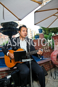 Photo by Tony Powell. Ira Gonzalez. Park Hyatt Masters of Food & Wine. June 17, 2010
