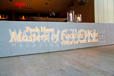Photo by Tony Powell. Park Hyatt Masters of Food & Wine. June 17, 2010