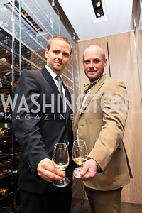 Photo by Tony Powell. Sommeliers Jochem Zijp, NEED. Park Hyatt Masters of Food & Wine. June 17, 2010