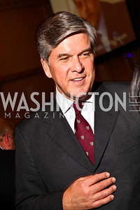 Photo by Tony Powell. Fmr. Senator Gordon Smith. Parkinson's Action Network Dinner. Capital Hilton. October 6, 2010
