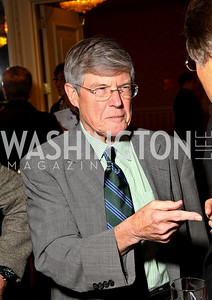 Photo by Tony Powell. Morton Kondracke. Parkinson's Action Network Dinner. Capital Hilton. October 6, 2010