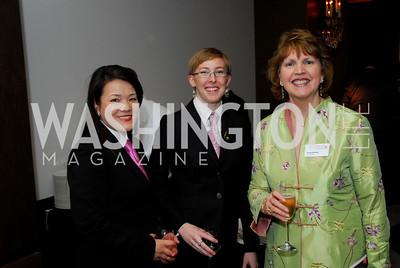 Atsuko Hurley, Leigh Evans, Susan Norton