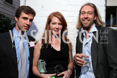 John Neffinger, Kristen Glover, Michael Mateer