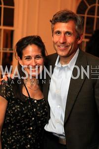 Susan McPherson, Steve Stern