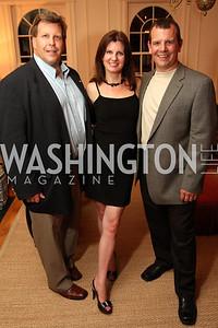 Christopher Gervais, Sharon Jacobs, Eric Johnson