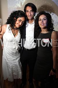 Roshanak Ameli Tehrani, Aasim Khawaja, Marjan Roshankar
