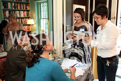 Nicole Rodgers, Ashley Roque, Jennifer Bendery