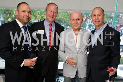 JB Blackshire, Mike Shupter, Victor Shargai, Craig Pascal