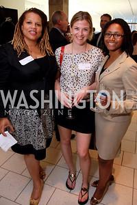 Sharon Moore, Kiki Ryan, Victoria Kirby