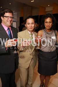 David Jung, Julian Chun, Jeanine Jones