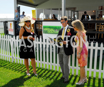 Kyle Samperton, May 15, 2010, Preakness 2010, Lynni Megginson, Berkley Jeffress, Courtney Wilson