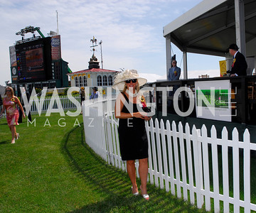 Kyle Samperton, May 15, 2010, Preakness 2010,  Lynni Megginson