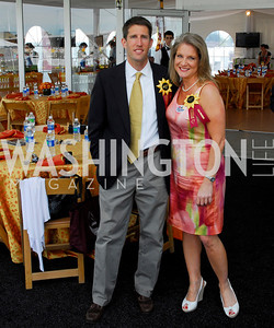 Kyle Samperton, May 15, 2010, Preakness 2010, Berkley Jefferess, Courtney Wilson