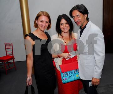 Kyle Samperton, June 21, 2010, Presidential Scholars, Molly Coyle, Izette Folger, Septime Webre