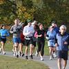 FTM 2010 - October 24 Training Run - Last Long Run Before Marine Corps - Photo By Ken Trombatore