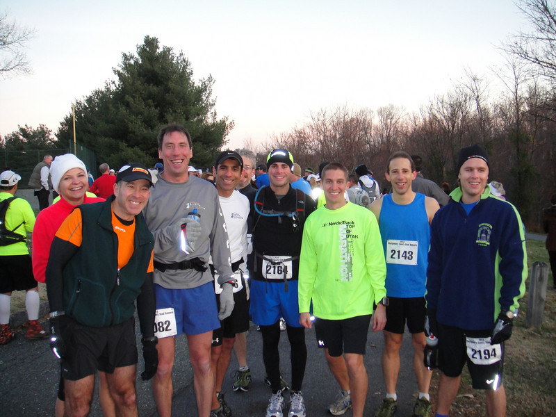 Stone Mill 50 Mile 2010 - Photo by Ken Trombatore