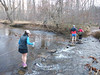 Stone Mill 50 Mile - Watkins Road River Crossing - Photos by Traci Eagles