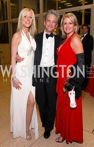 Michaele Salahi, Art Webb, Nancy Perry