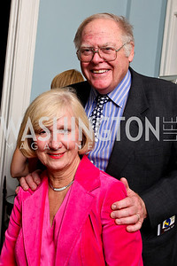 Marylou and William Lloyd Glover. Goldman Sach's 10,000 Women event at Juleanna Glover Weiss' residence for The Rebecca Project. November 14, 2009. photos by Tony Powell