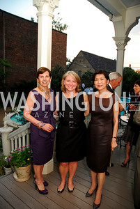 Kyle Samperton,July 29,2010,Reception For Ann Stock,Adrienne Arsht,Julianna Smoot,Chan Hang Chee