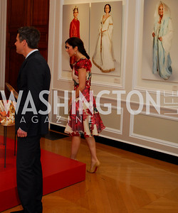 Kyle Samperton,June 3,2010,Reception in honor of T.R.H.the Crown Prince and Princess of Denmark,Meridian Center, Crown Prince Fredrik of Denmark,Crown Princess Mary of Denmark,