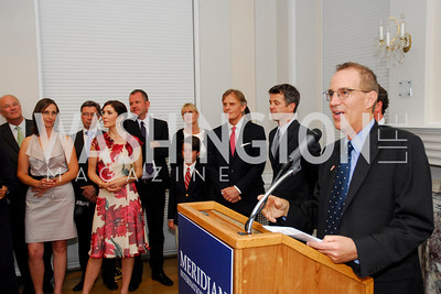Kyle Samperton,June 3,2010, Reception in honor of T.R.H.the Crown Prince and Princess of Denmark,Meridian Center, Crown Princess Mary of Denmark,Crown Prince Frederik of Denmark , ,Friss Peterson,Curtis Sanberg,