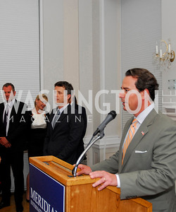 Kyle Samperton,June 3,2010, Reception in honor of T.R.H.the Crown Prince and Princess of Denmark,Meridian Center, Crown Prince Frederik of Denmark ,Stuart Holliday,