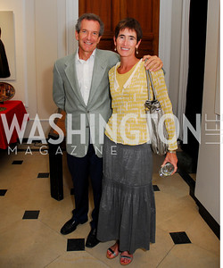 Kyle Samperton,June 3,2010, ,Reception in honor of T.R.H.the Crown Prince and Princess of Denmark,Meridian Center, Ankie Barnes,Fran Barnes,