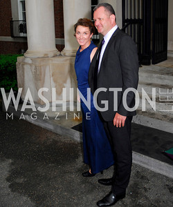 Kyle Samperton,June 3,2010,Reception in honor of T.R.H.the Crown Prince and Princess of Denmark,Meridian Center,Catherine Gyldensted,Torsten Jansen,