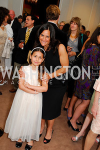 Kyle Samperton,June 3,2010,Reception in honor of T.R.H.the Crown Prince and Princess of Denmark,Meridian Center, Jacoba Harris,Rebecca Fishman,