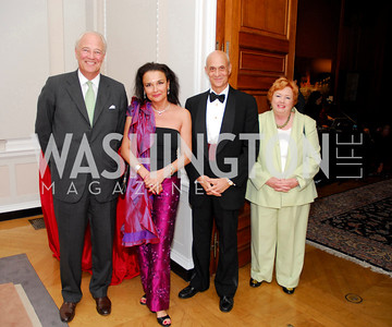 Kyle Samperton,June 3,2010,Reception in honor of T.R.H.the Crown Prince and Princess of Denmark,Meridian Center, Joe Maravec,Rhoda Septicili,Michael Chertoff,Heather McCabe,