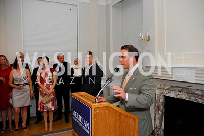 Kyle Samperton,June 3,2010, Reception in honor of T.R.H.the Crown Prince and Princess of Denmark,Meridian Center, Crown Princess Mary of Denmark,Crown Prince Frederik of Denmark ,Stuart Holliday,