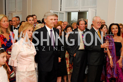 Kyle Samperton,June 3,2010, Reception in honor of T.R.H.the Crown Prince and Princess of Denmark,Meridian Center
