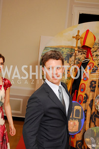 Kyle Samperton,June 3,2010,Reception in honor of T.R.H.the Crown Prince and Crown Princess of Denmark at Meridian Center, Crown Prince Fredrik of Denmark,Crown Princess Mary of Denmark,