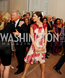 Kyle Samperton,June 3,2010,Reception in honor of T.R.H. the Crown Prince and Crown Princess of Denmark,Meridian Center, Crown Princess Mary of Denmark,