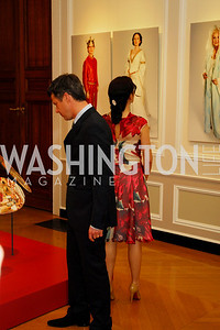 Kyle Samperton,June 3,2010, Reception in honor of T.R.H.the Crown Prince and Crown Princess of Denmark at Meridian Center, Crown Prince Fredrik of Denmark,Crown Princess Mary of Denmark,
