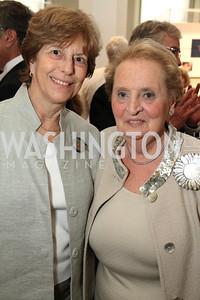 Susan Berger, Madeleine Albright