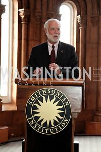 Wayne Clough, Secretary of the Smithsonian