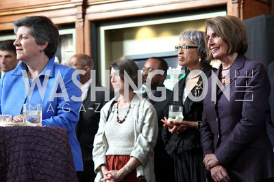 Janet Napolitano, Nancy Pelosi