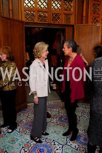 Ann Nitze, Sharon Malone,